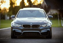 Luxury Car BMW