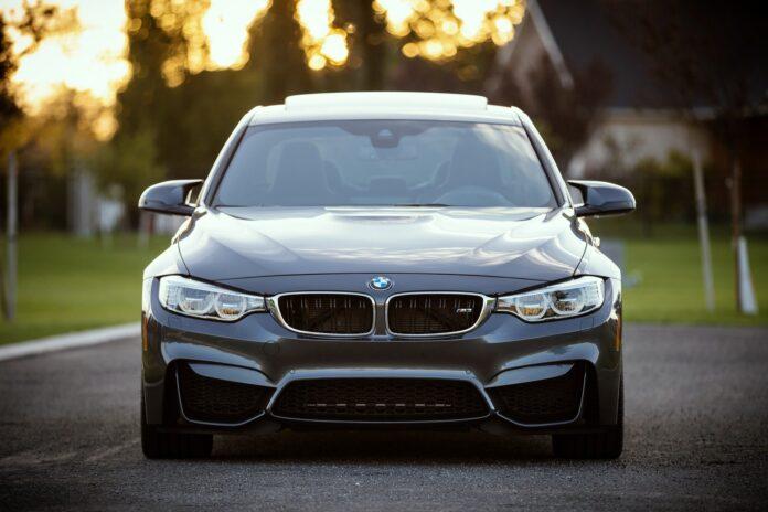 Luxury Car BMW