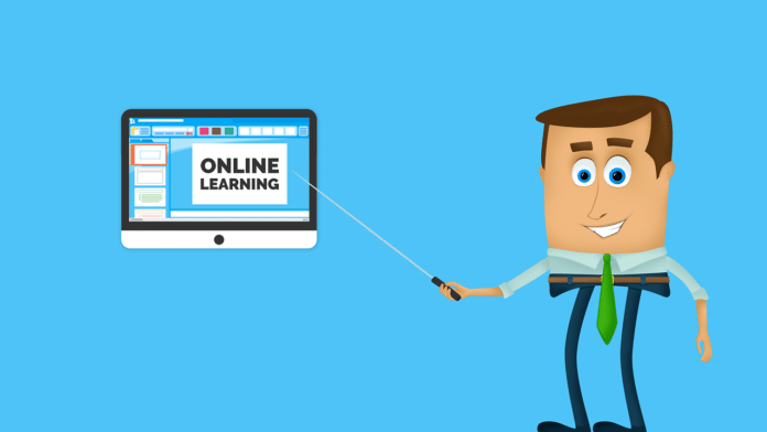 Online E-Learning
